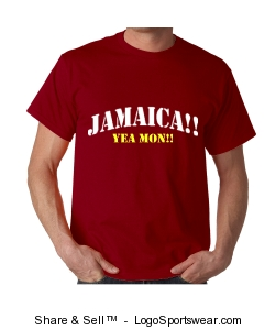 Jamaica Tee Design Zoom