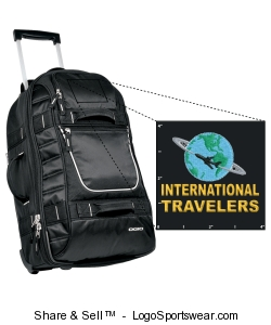 International Travelers Suitcase Design Zoom