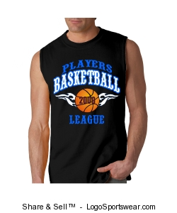 Players tank top Design Zoom