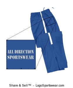 Sport pants Design Zoom